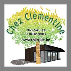 Friterie Chez Clémentine (Saint-Job - Uccle - Bruxelles)