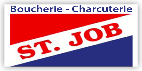 Boucherie St. Job (Saint-Job - Uccle - Bruxelles)