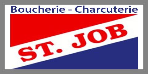 Boucherie St. Job (Saint-Job - Uccle - Bruxelles)